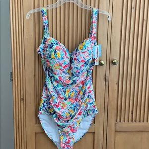Divinita sole swimsuit